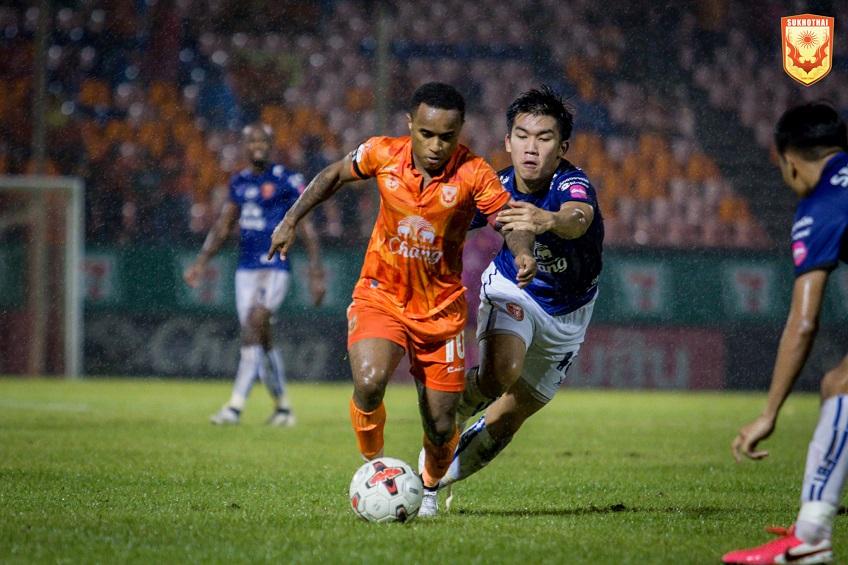 วิเคราะห์เกม ศึกไทยลีก 'สุโขทัย เอฟซี VS บีจี ปทุม ยูไนเต็ด' คืนนี้ 18.00 น.
